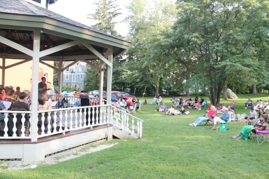 Great Barrington Bandstand
