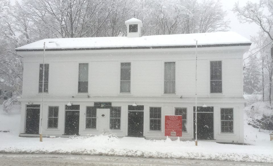 West Stockbridge Historical Society/1854 Town Hall